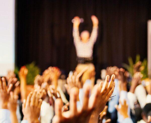 Hablar Inglés en escenarios corporativos