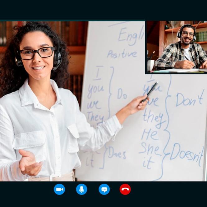 BBE Access - 100% online inglés general y social + negocios