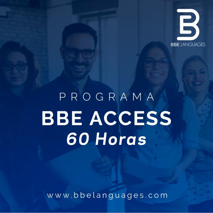 BBE ACCESS 60 Horas