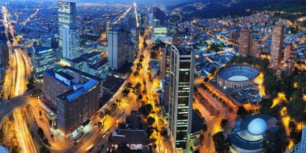 Working in Bogotá