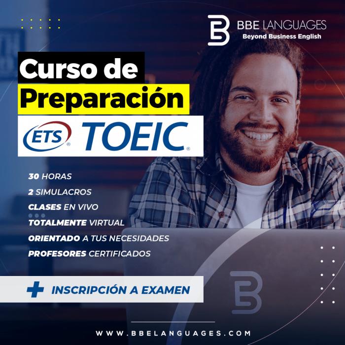Curso TOEIC + Examen