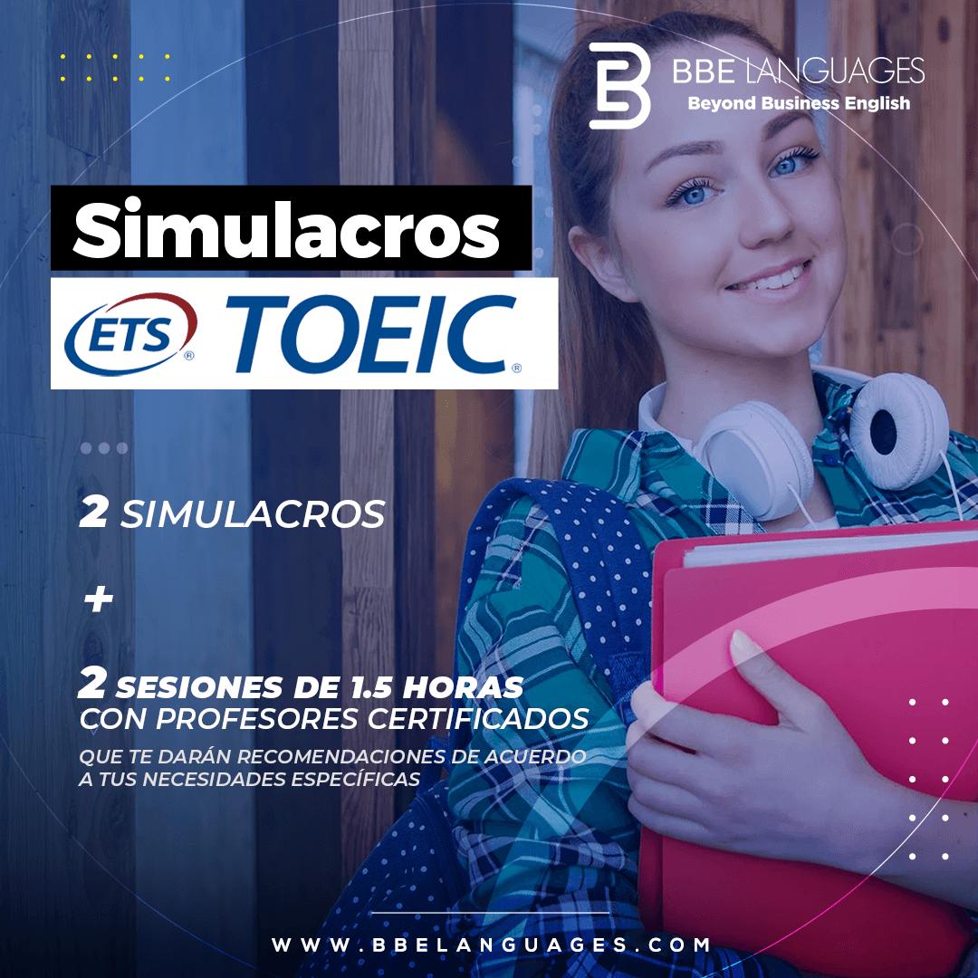 Simulacros TOEIC 2